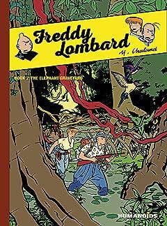 Freddy Lombard Vol. 2: The Elephant Graveyard