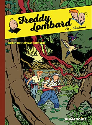 Freddy Lombard Vol. 2: The Elephant Graveyard