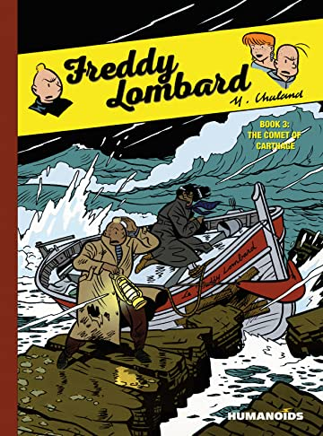 Freddy Lombard Vol. 3: The Comet of Carthage