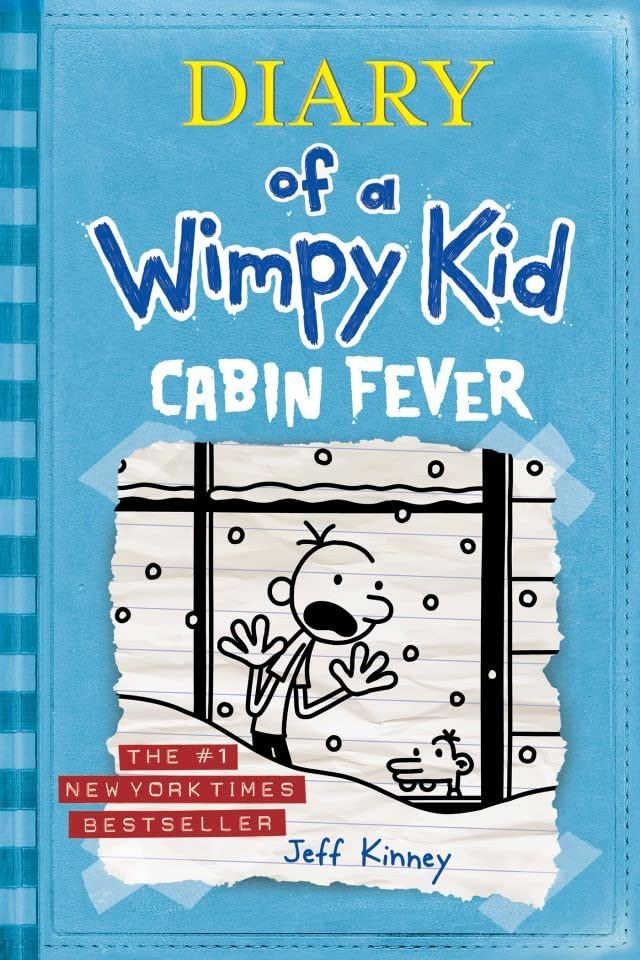 Diary Of A Wimpy Kid Vol. 6: Cabin Fever