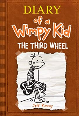 Diary Of A Wimpy Kid Vol. 7: Third Wheel