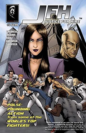 JFH: Justice For Hire #2 (of 12)