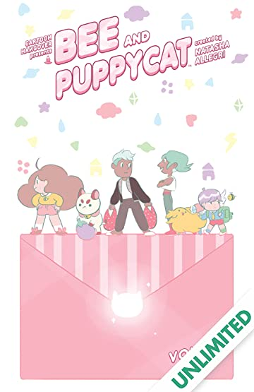 Bee and Puppycat Vol. 2