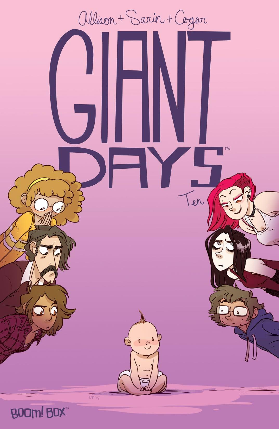 Giant Days #10