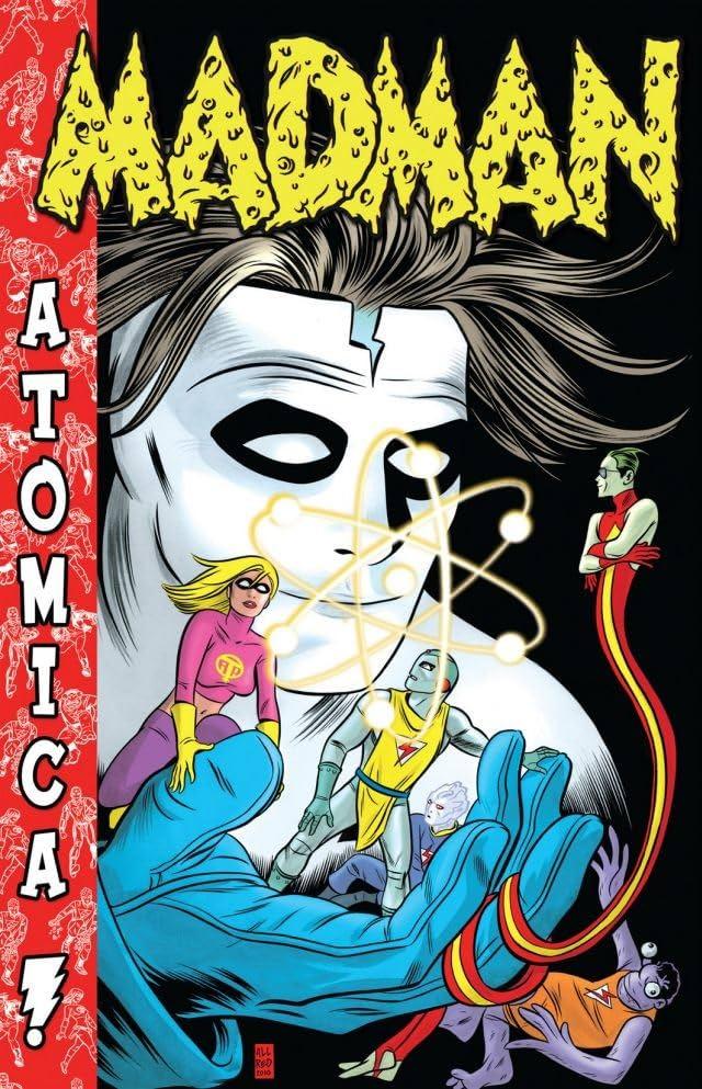 Madman: Atomica! Part 2