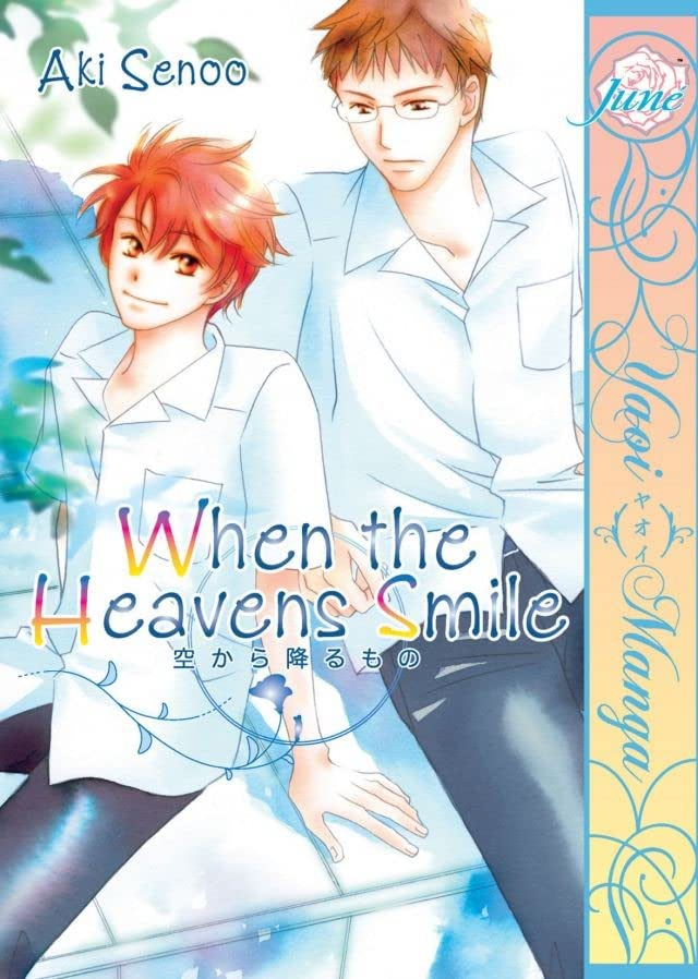 When the Heavens Smile: Preview