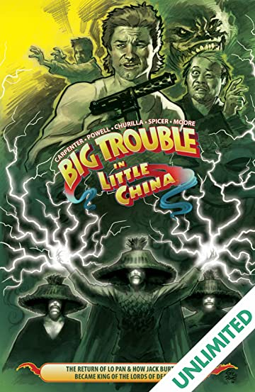 Big Trouble in Little China Vol. 2