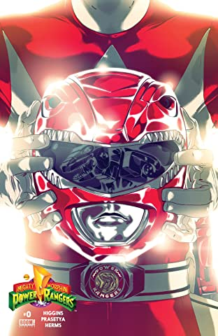 Mighty Morphin Power Rangers No.0