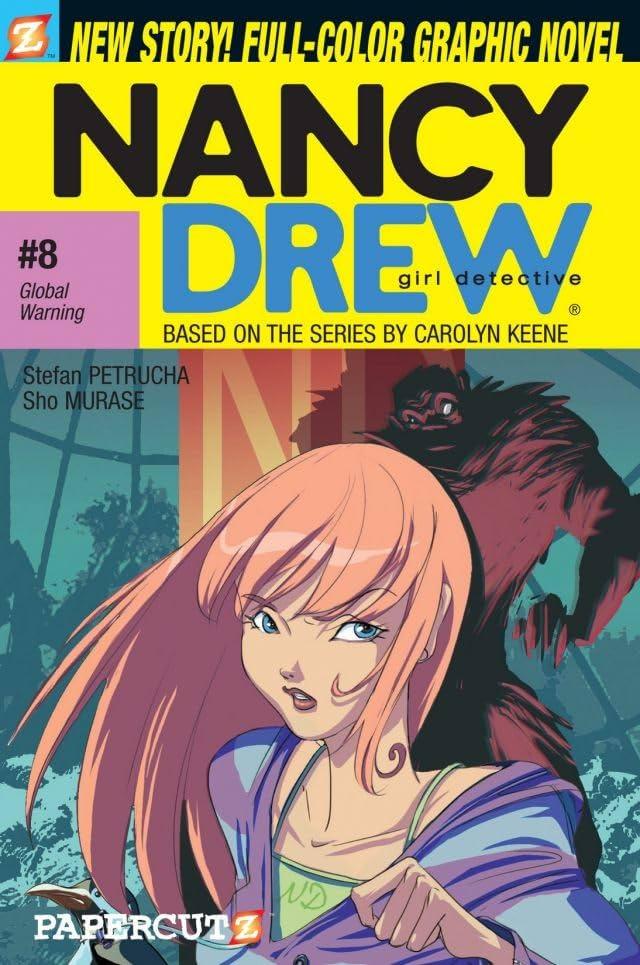 Nancy Drew Vol. 8: Global Warning Preview