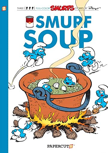 The Smurfs Vol. 13: Smurf Soup Preview