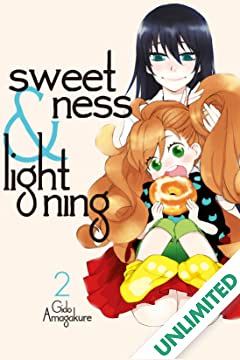 Sweetness and Lightning Vol. 2