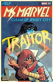 Ms. Marvel (2015-2019) #3