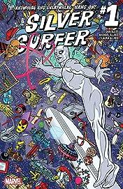 Silver Surfer (2016-2017) #1