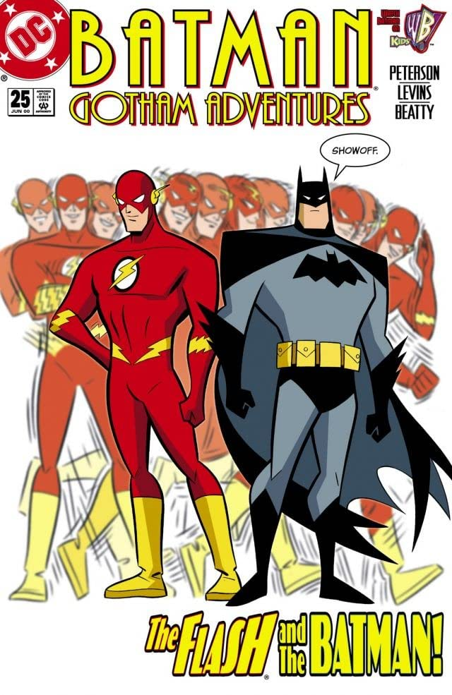 Batman: Gotham Adventures #25