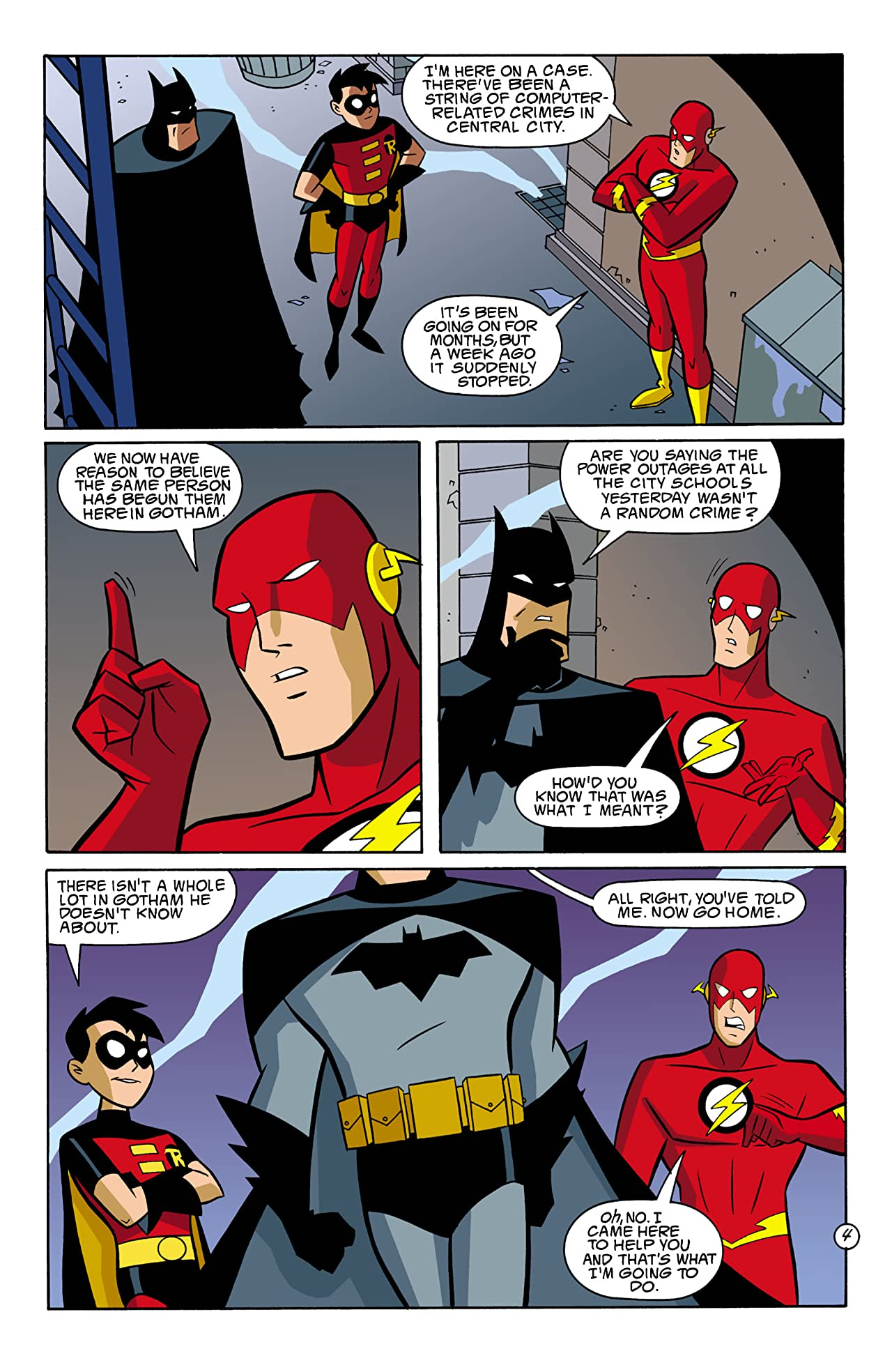 Batman: Gotham Adventures #25