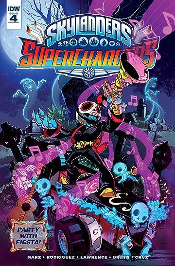 Skylanders: Superchargers #4