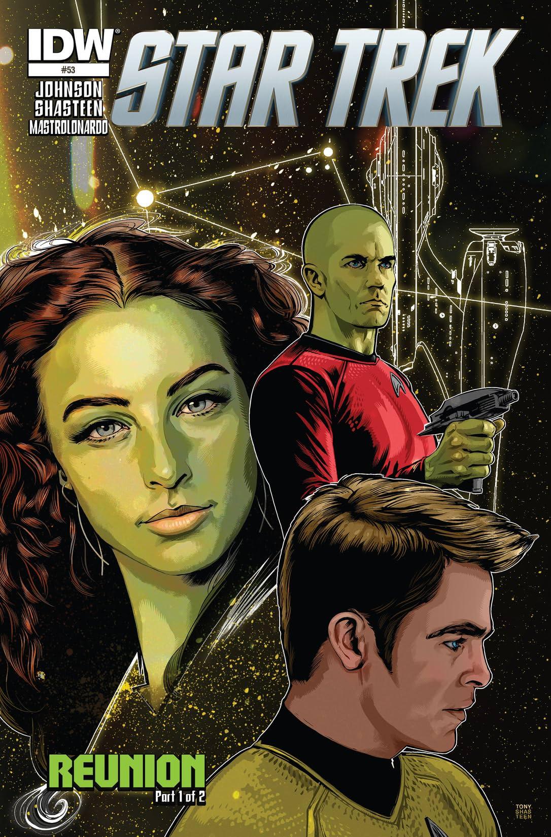 Star Trek (2011-2016) #53