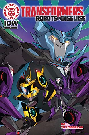 Transformers: Robots In Disguise Animated (2015-2016) #6