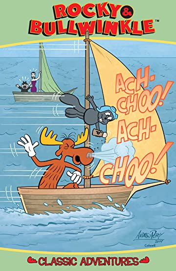 Rocky & Bullwinkle: Classic Adventures