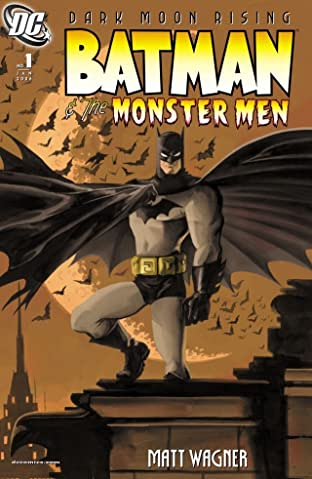 Batman & the Monster Men #1 (of 6)