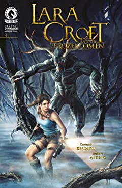 Lara Croft and the Frozen Omen #4