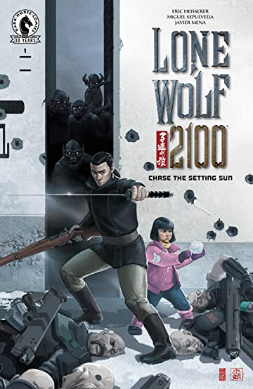Lone Wolf 2100 #1