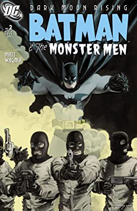 Batman & the Monster Men #2 (of 6)