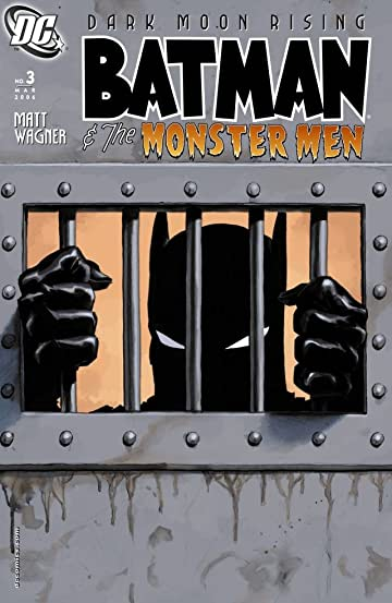 Batman & the Monster Men #3 (of 6)