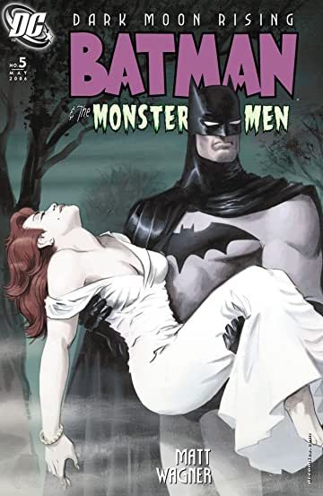 Batman & the Monster Men #5