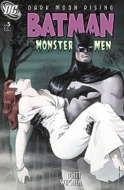 Batman & the Monster Men #5