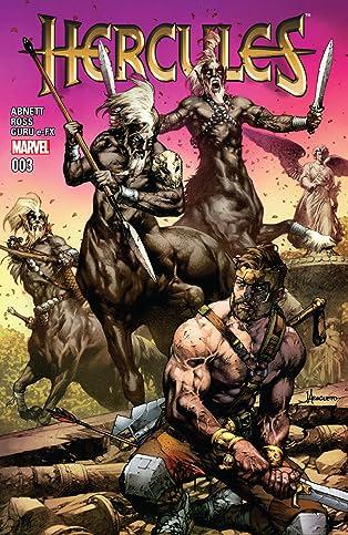 Hercules (2015-2016) #3