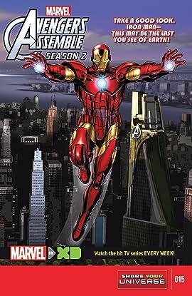 Marvel Universe Avengers Assemble Season Two (2014-2016) #15