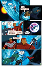 Marvel Universe Avengers Assemble Season Two (2014-2016) #15