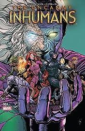 Uncanny Inhumans (2015-2017) #4