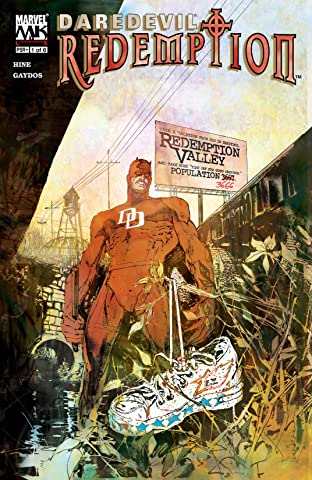Daredevil: Redemption (2005) #1 (of 6)