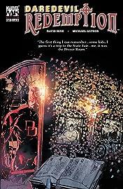 Daredevil: Redemption (2005) #3 (of 6)