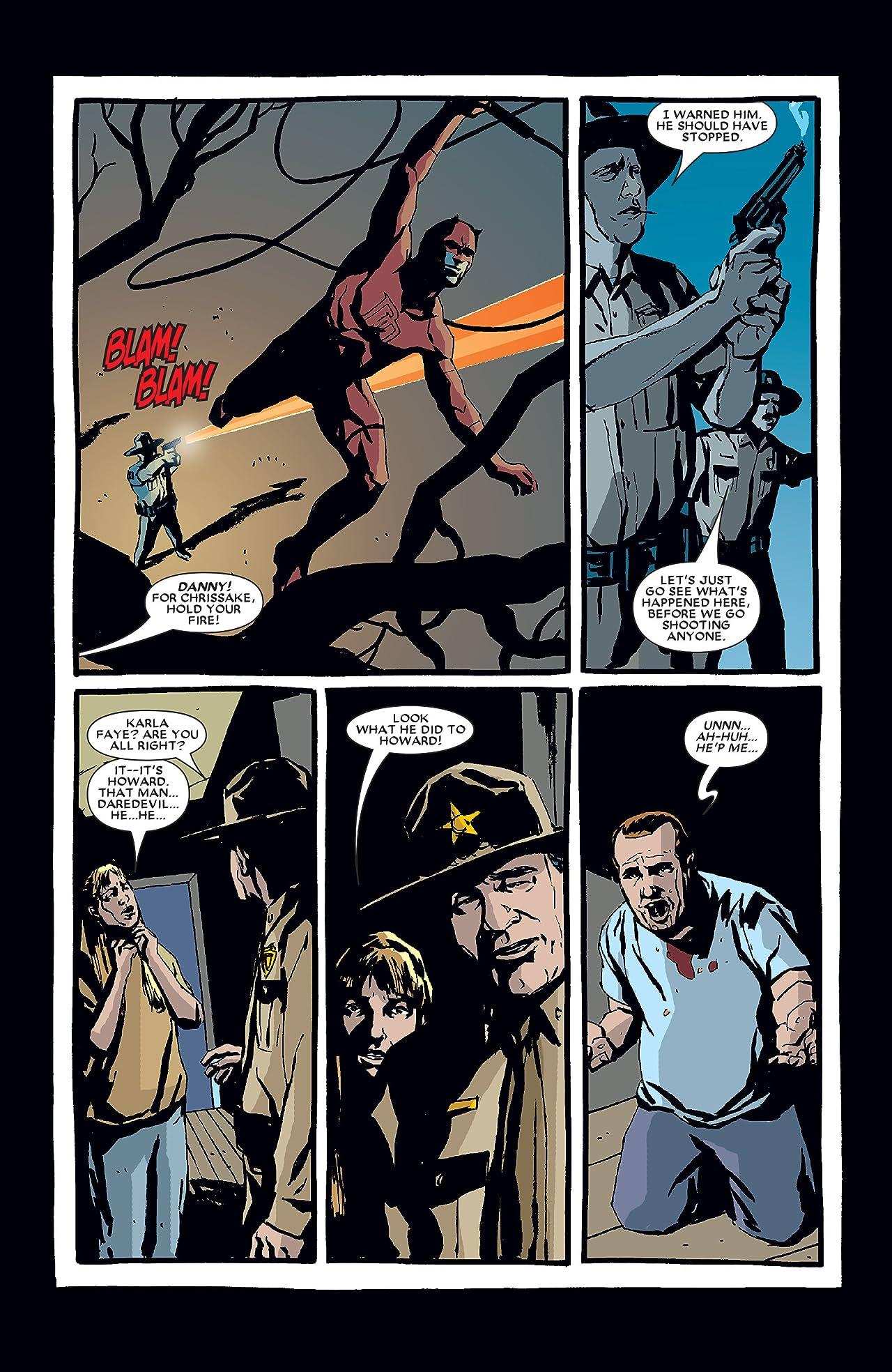 Daredevil: Redemption (2005) #4 (of 6)