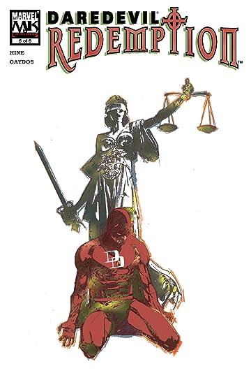 Daredevil: Redemption (2005) #5 (of 6)