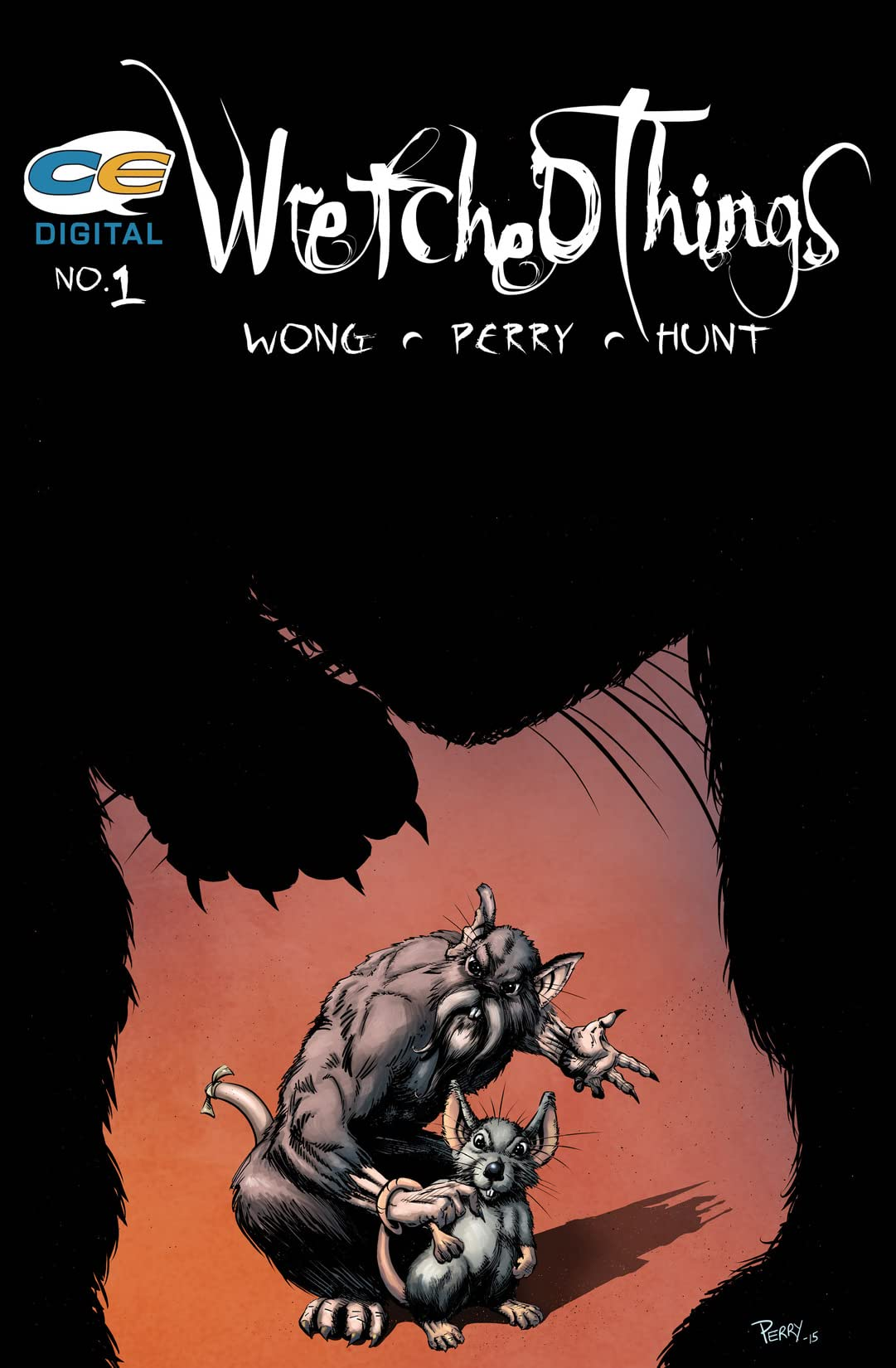 Wretched Things #1