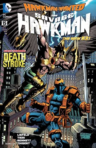 The Savage Hawkman (2011-2013) #15