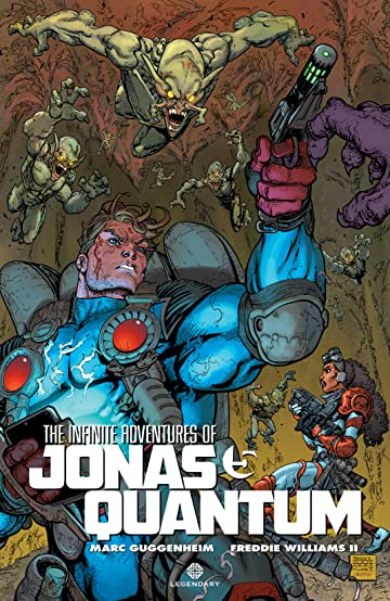 The Infinite Adventures of Jonas Quantum #5