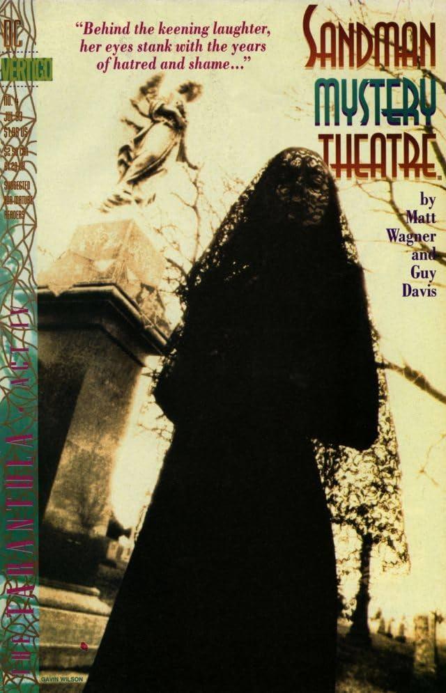Sandman Mystery Theatre (1993-1999) #4