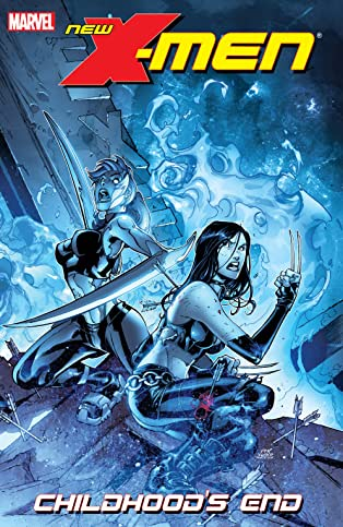 New X-Men: Childhood's End Vol. 4