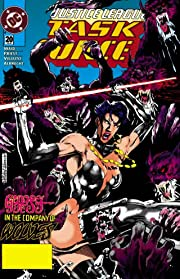 Justice League Task Force (1993-1996) #20