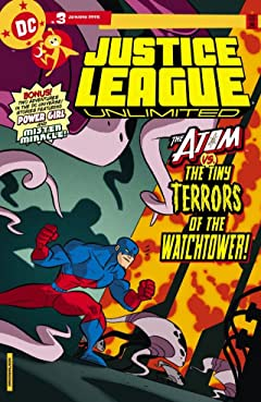 Justice League Unlimited No.3