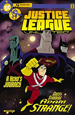 Justice League Unlimited No.4