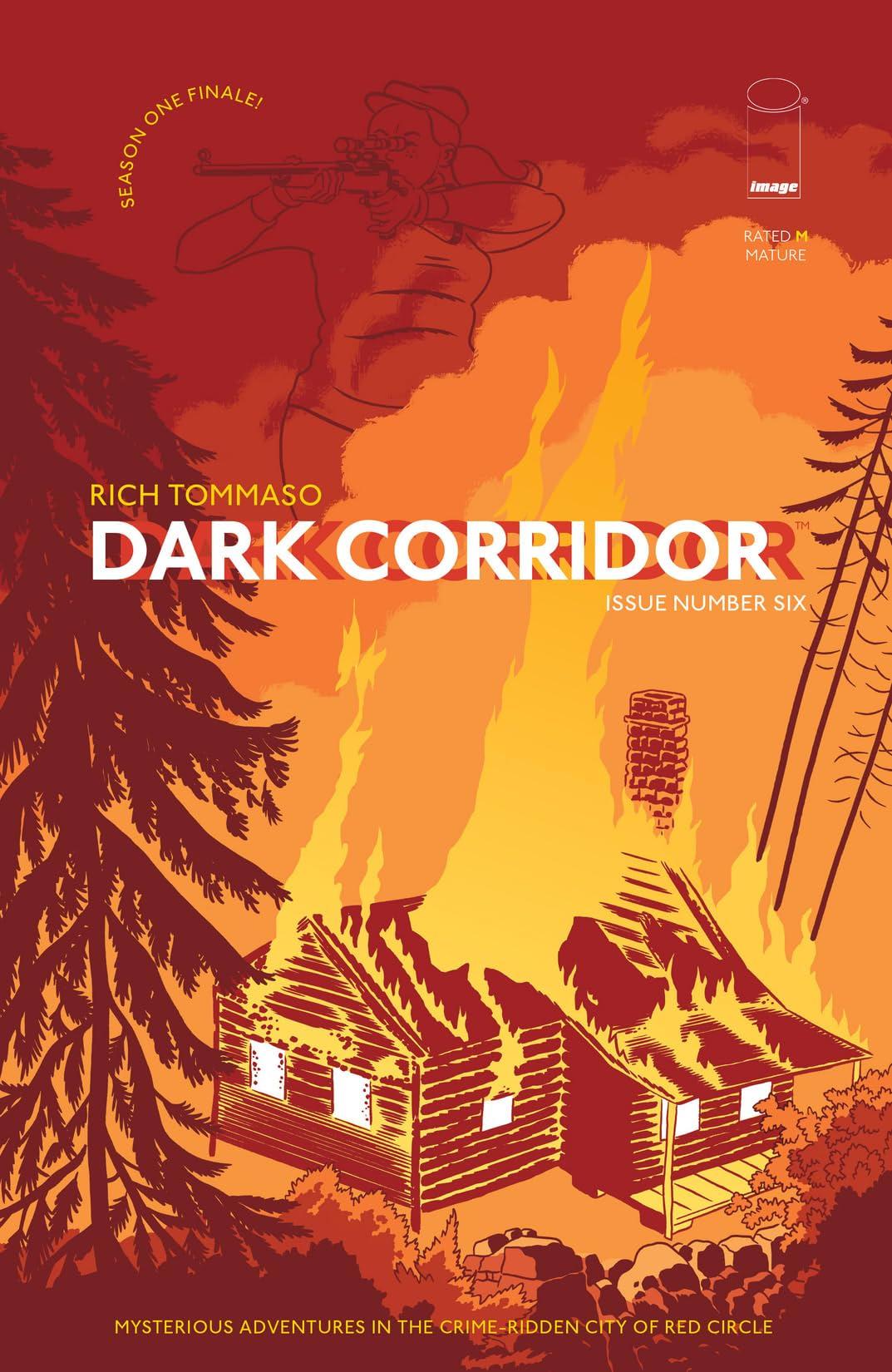 Dark Corridor #6