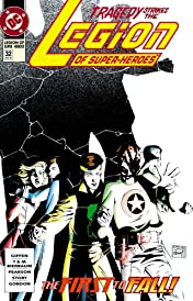 Legion of Super-Heroes (1989-2000) #32