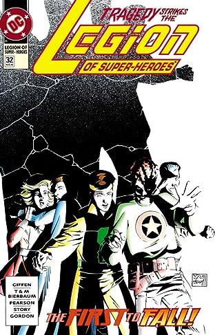 Legion of Super-Heroes (1989-2000) #32