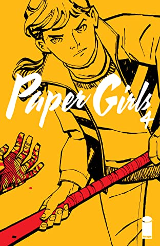 Paper Girls No.4